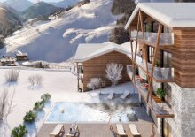 """Luxury apartments & suites """"buy to let"""" in top location of Saalbach / Hinterglemm for sale"""