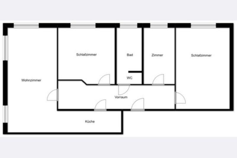 *Schöne 4-Zimmer Erdgeschosswohnung! /  / 1200Wien / Bild 10