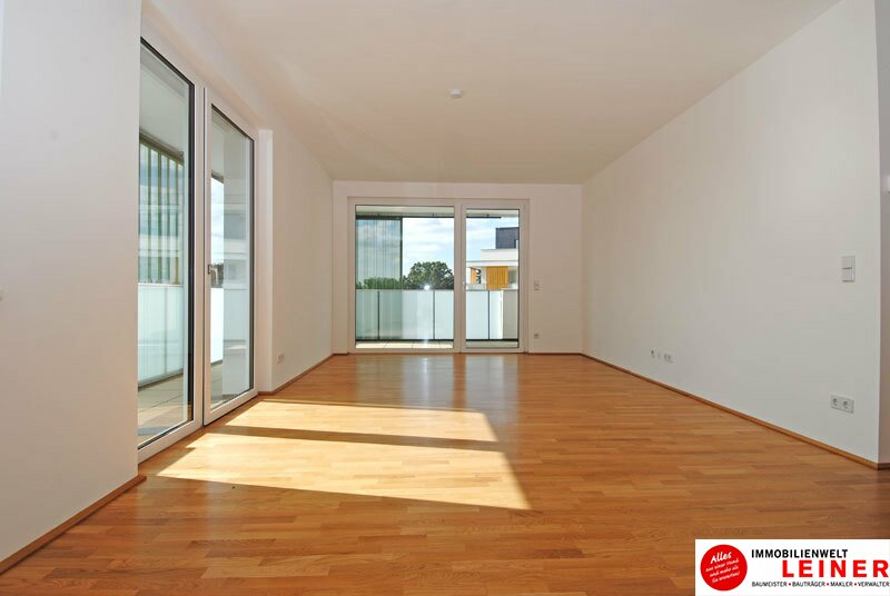*UNBEFRISTET* Schwechat - 2 Zimmer Mietwohnung im Erstbezug mit großer Terrasse und Loggia Objekt_8644 Bild_162