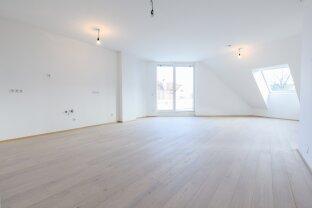 Exklusive 2-Zimmer-DG-Wohnung in Mödling (Neubau Erstbezug)