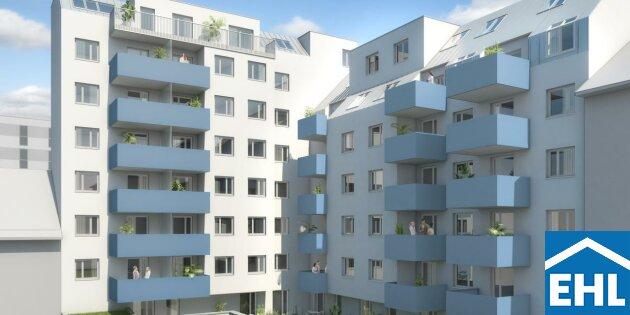 Schöne Erstbezugswohnungen in bester City Lage!