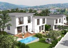 Exklusives Doppelhaus an der Stadtgrenze Wiens - MIT 3D-Besichtigung Demo