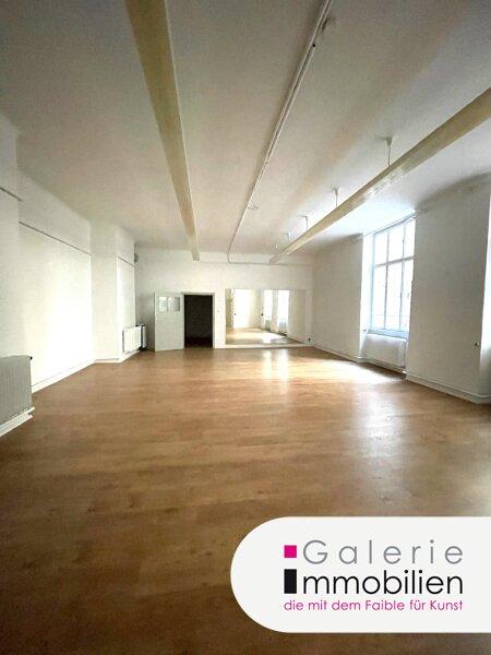 Hofseitiges Loft im Stilaltbau - Tanzstudio - Büro Objekt_35308