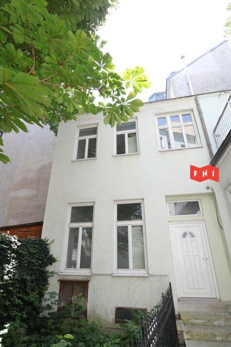 Entzückendes Gewerbeobjekt (Büro / Atelier) mit großer Terrasse in Hofruhelage