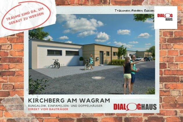 """Für Kunden reserviert - """"Wohnen wie es nicht jeder tut"""" moderne Doppelhäuser in Kirchberg/Wagram"""