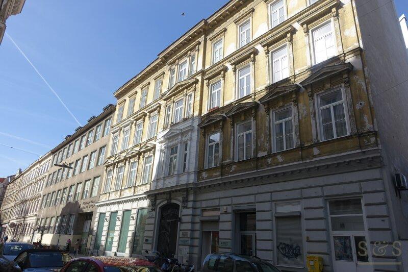 Nestroyplatz - Donaukanal - Nähe /  Unbefristete Zweizimmerwohnung / 76,56 m² / 3. Stock
