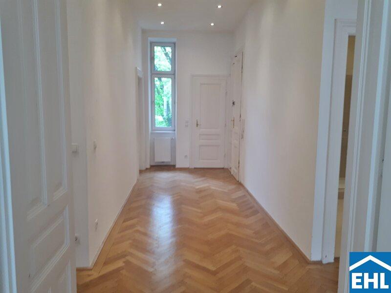 Wunderschöne 4 Zimmeraltbauwohnung Nähe Schubertpark /  / 1180Wien / Bild 0