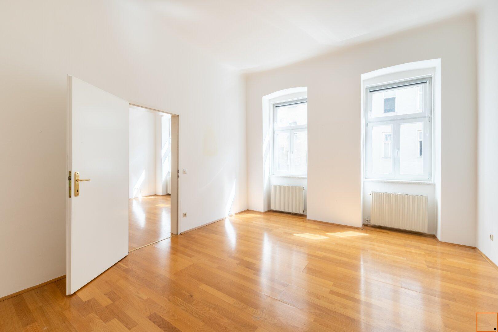 Schlafzimmer (ca. 20,00 m²)