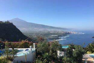 Villa mit Traumausblick in Santa Ursula
