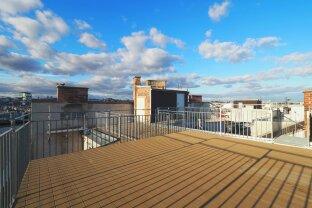 MARGARETENSTRASSE | exklusive 4-Zimmer-Dachterrassenwohnung