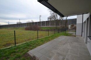 3 Zimmer Gartenwohnung im Grünen, Erstbezug!