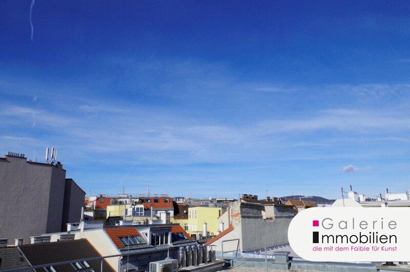Zentral begehbare DG-Maisonette mit Terrassen auf beiden Ebenen - Weitblick Objekt_31826 Bild_156