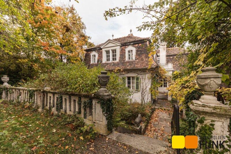 Charmante Jahrhundertwende-Villa in exklusiver Wohnlage
