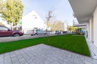 NEUBAU - ERSTBEZUG - Wohnbauprojekt mit 41 Wohnungen - Nähe U1 Großfeldsiedlung