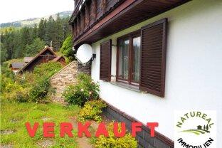 NEUER PREIS - Freundliches Einfamilienhaus am Lahnsattel zu verkaufen