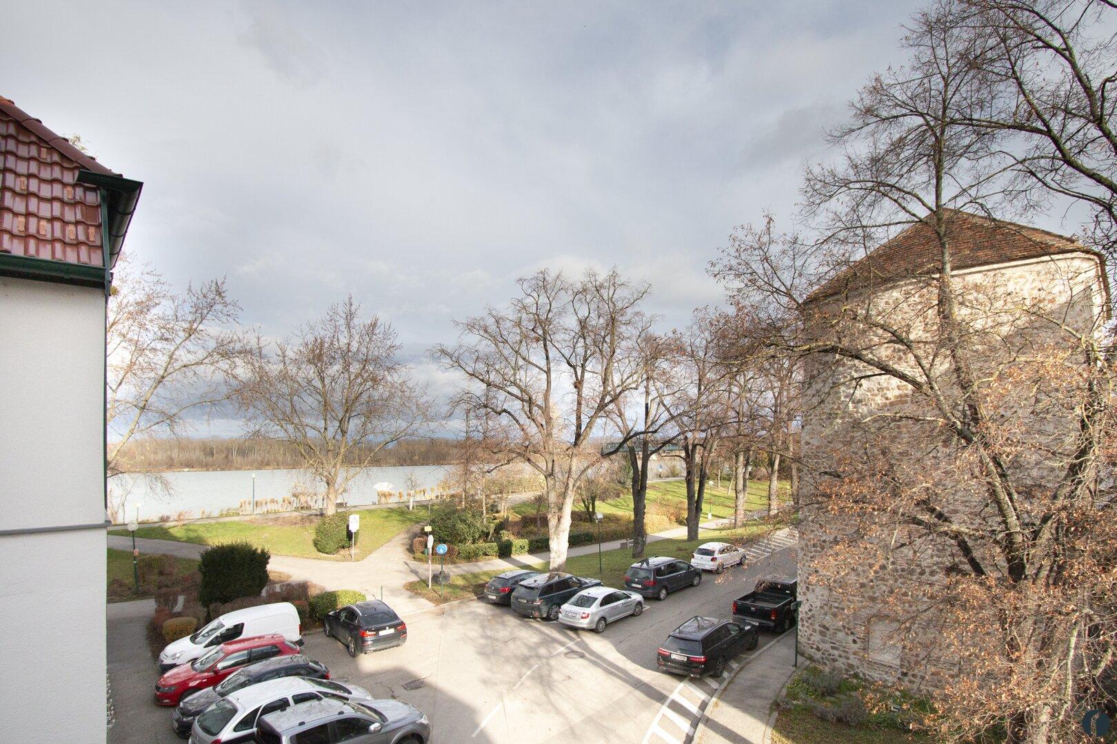 Lage an der Donau