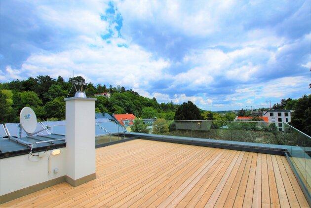 VIDEO - ERSTBEZUG - PENTHOUSE - 4-Zimmer - ca. 118m² WFL - Balkon - 2 Terrassen - Fernblick