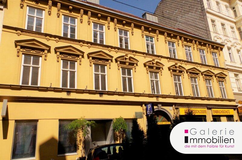 Nähe Naschmarkt - Exklusive Altbauwohnung in revitalisiertem Biedermeierhaus - SW-Ausrichtung Objekt_31845 Bild_385