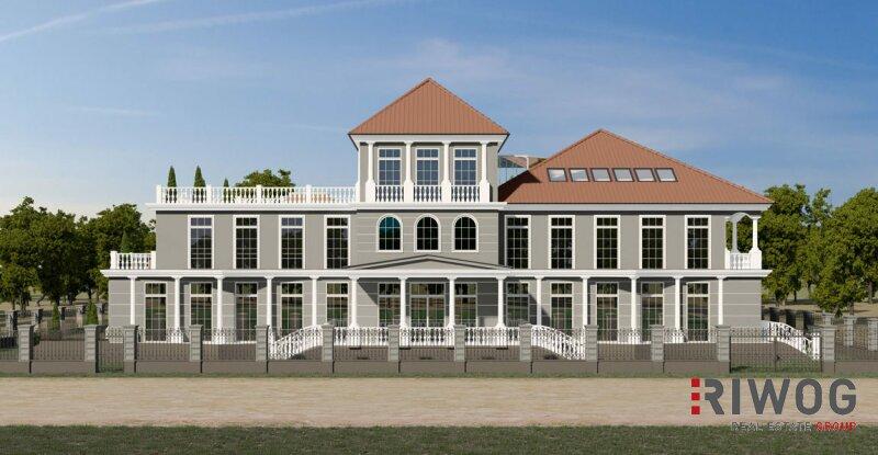HERRSCHAFTLICH Wohnen - High-End Villa-Residenz auf höchstem Niveau - TOP 1 /  / 1220Wien / Bild 7