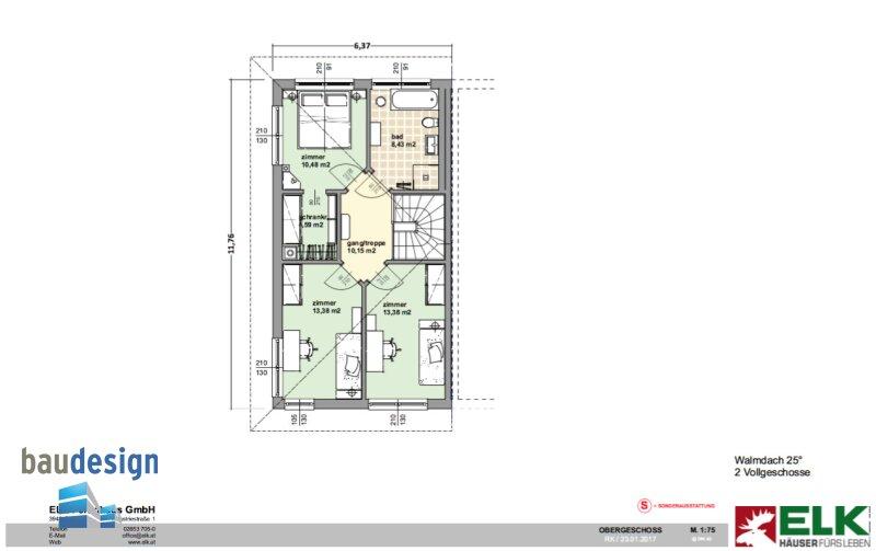 Königsbrunn - Neubau - modernes Einfamilienhaus auf Baurecht /  / 2202Königsbrunn / Bild 3