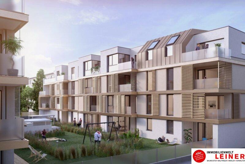 Urban und doch im Grünen | Mietwohnung in Schwechat  | 2 Zimmer | Neubau mit Loggia Objekt_14482 Bild_21