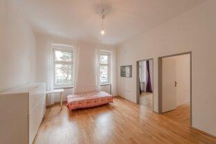 **WG-taugliche Wohnung in der Märzstraße - ab sofort!!