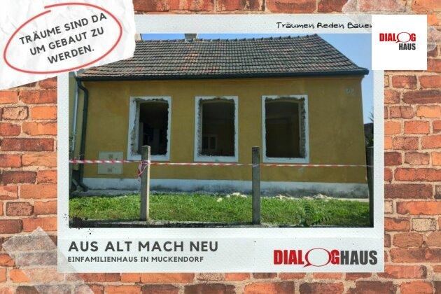 Aus Alt mach Neu - in Muckendorf