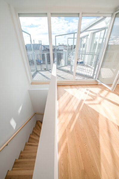 ++NEU++ Hochwertiger 3-Zimmer DG-ERSTBEZUG mit Terrasse, Ausblick! **VIDEOBESICHTIGUNG** /  / 1200Wien / Bild 0