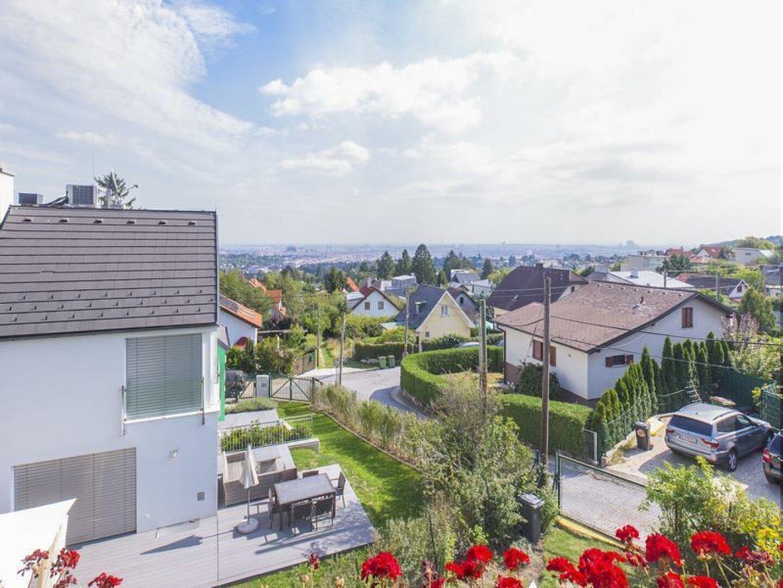 Blick über ganz Wien