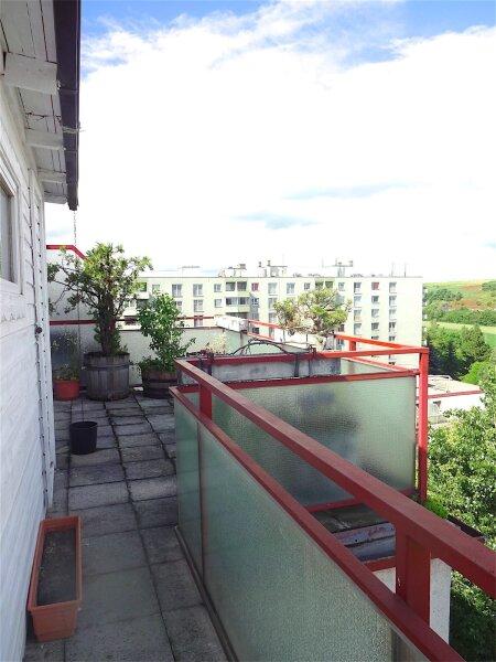 Weitblick: Terrassentraum, 103 m2 Wohnfläche + 74 m2 Terrasse, sonnig, ruhig, U1-Aderklaaerstraße! /  / 1210Wien / Bild 3