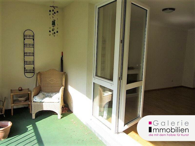 Barrierefreie 2-Zimmer-Neubauwohnung mit Loggia inkl. Garagenplatz Objekt_32523