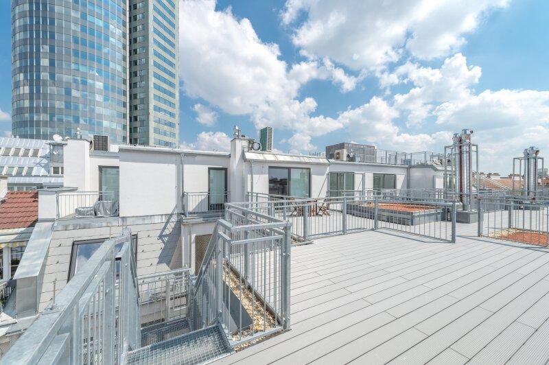 ++NEU++ Hochwertiger 3-Zimmer DG-Erstbezug, tolle Aufteilung! riesige Dachterrasse, toller Ausblick!! ***Videobesichtigung*** /  / 1200Wien / Bild 5