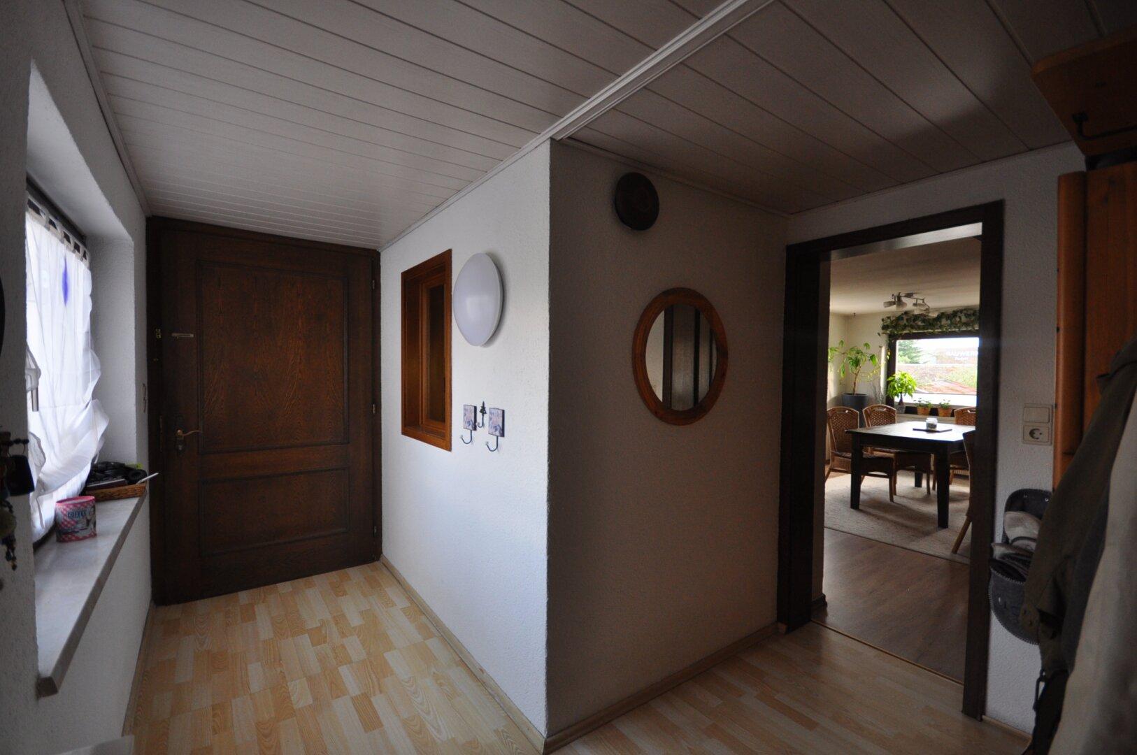 Eingangsbereicht