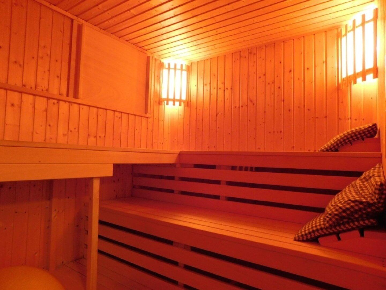 Sauna im KG