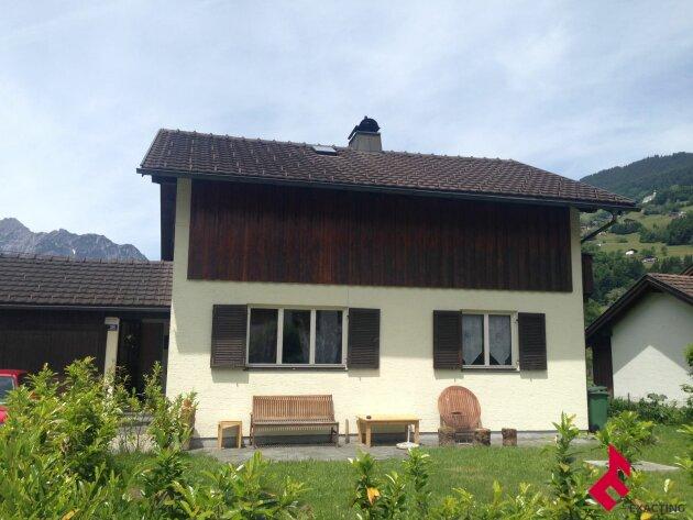 Wohnhaus mit Ferienwidmung