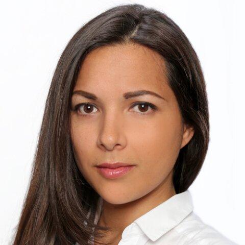 Magdalena Tiatco-Frank (Portraitfoto)