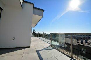 Luxus Apartment Strebersdorf -172m² Dachgeschoß Wohnung+ 40m² Terrassen 0% Provision