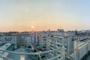 Sonnige Dachwohnung mit zwei Terrassen! Neubau!