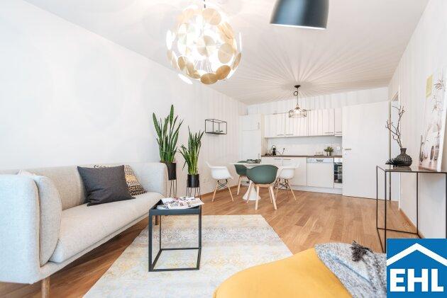ERSTBEZUG: Smart Wohnen in direkter Stadtnähe