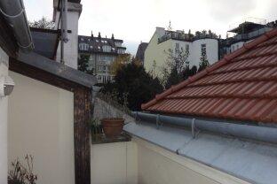 Dachterrassenwohnung in der Herbeckstraße