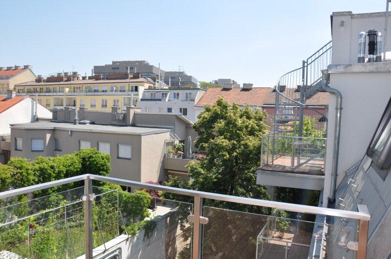 .Luxuriöse Neubauwohnung mit Balkon und Dachterrasse (mit 360° Rundgang)!!! /  / 1180Wien / Bild 8