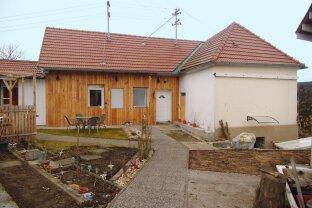 Kleines Haus mit Weitblick!