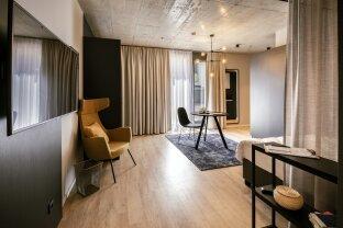 Provisionsfrei: Vollmöbliertes Apartment in Bestlage im QBC am Hauptbahnhof Wien - STUDIO+