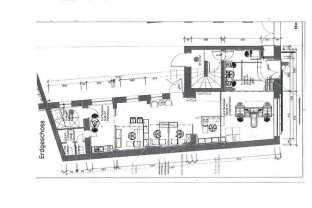 2-Etagen Büro im Altbau