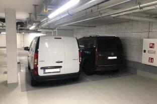Garage neben Wien HBF!