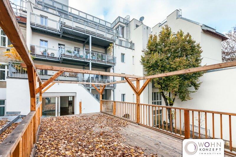 Großzügiger stilvoll renovierter 156m² Altbau mit großen Freiflächen in 1180 Wien /  / 1180Wien / Bild 6