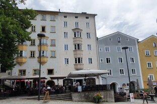 Gepflegte helle 2-Zimmer-Wohnung im Stadtzentrum zu mieten, 2.OG