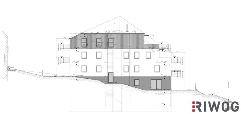 Wohnprojekt mit 6 Wohneinheiten in Vorderbrühler Spitzenlage - Baugenehmigt! /  / 2340Mödling / Bild 4