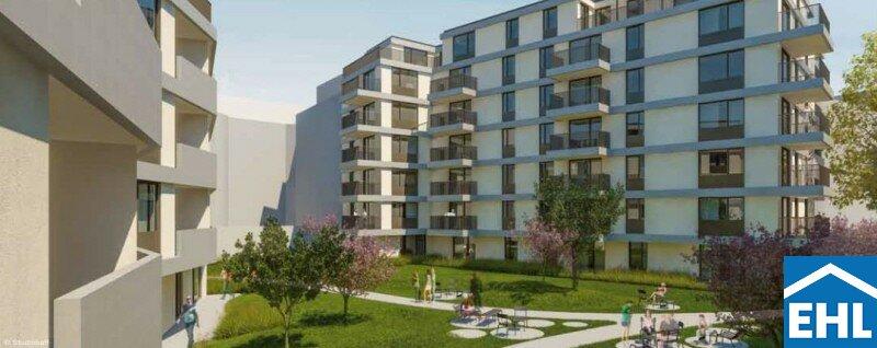 Modernes Wohnen in Grünlage mit optimaler Verkehrsanbindung /  / 1120Wien / Bild 8