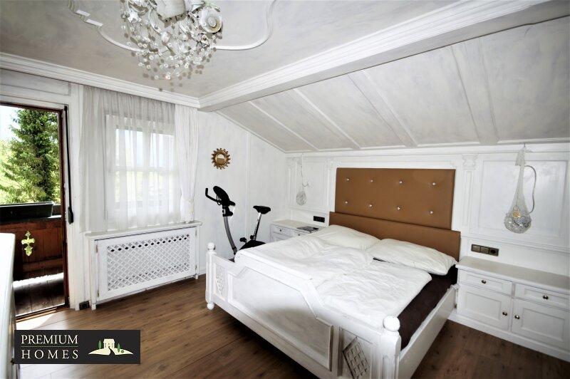 Breitenbach am Inn - Elegantes Landhaus - Schlafzimmer 1